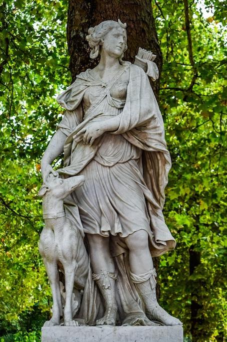 Virgo - Artemis